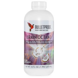 Bulletproof Brain Octane Oil 470ml