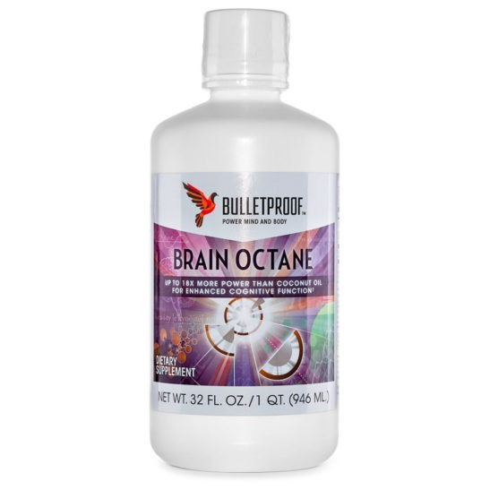 Bulletproof Brain Octane Oil 940ml