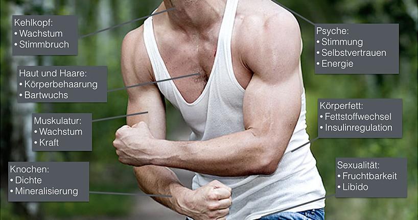 nebenwirkungen steroide frau