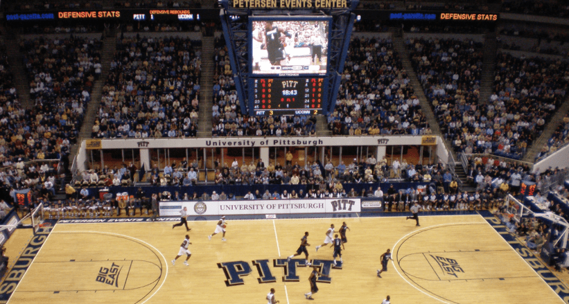 Pittsburgh Basketball Court 3