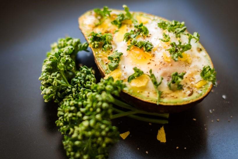 Eggocado Avocado Ei Rezept