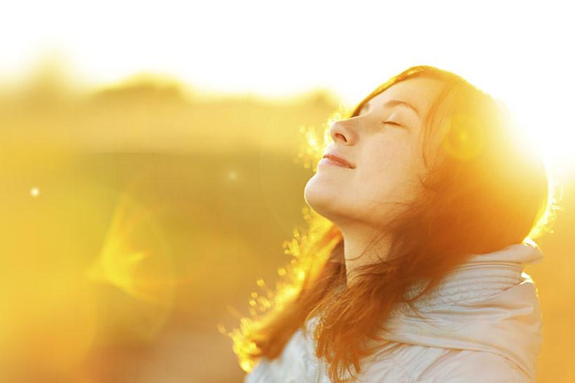 Durch atmen stress abbauen