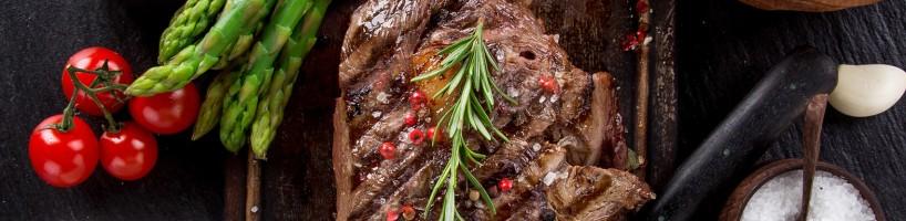 Steak&Spargel