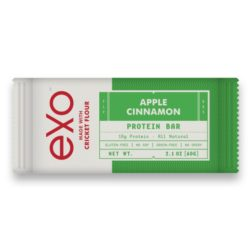 EXO Proteinriegel Box - Apple Cinnamon