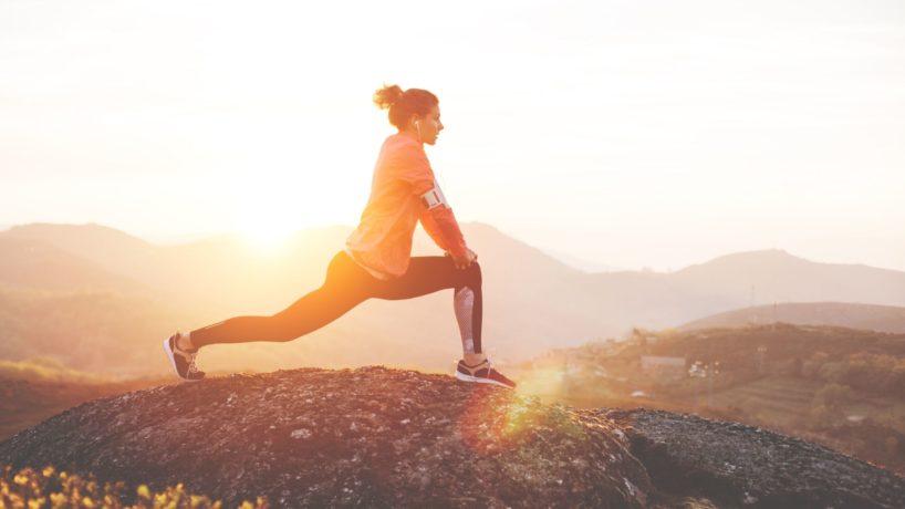Collagen Athlete Stretch
