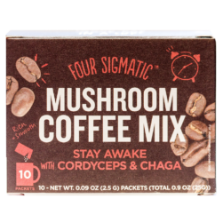 Cordyceps-Coffee