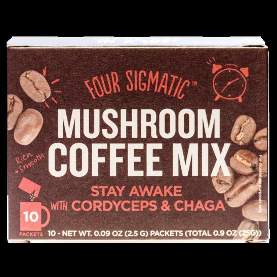 Cordyceps-Coffee