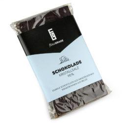 Flowgrade Schokolade Kristallsalz