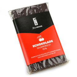 Flowgrade Schokolade Sauerkirsch
