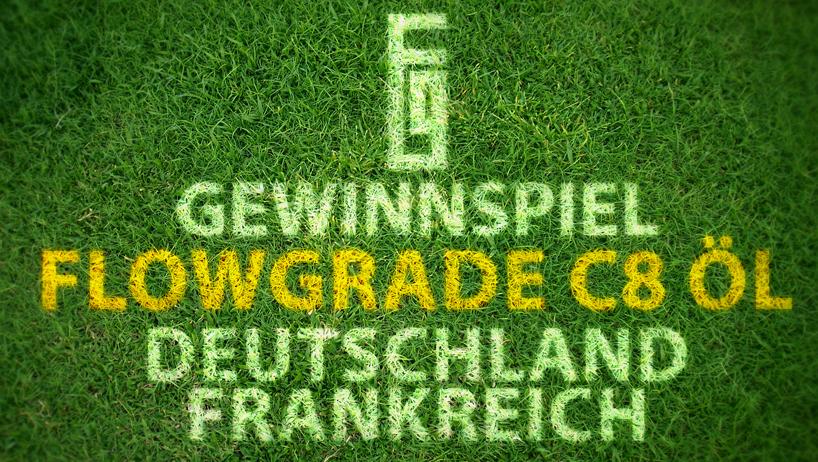 Flowgrade C8 Gewinnspiel Blog