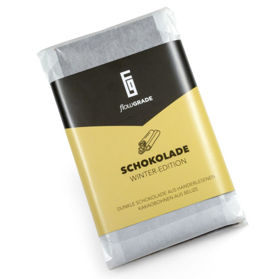 Flowgarde Schokolade Winter Edition 2016