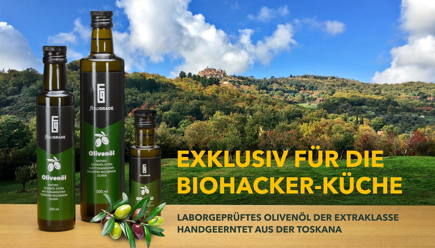 Toskana Flowgrade Olivenoel