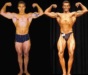Philipp Rauscher Bodybuilding