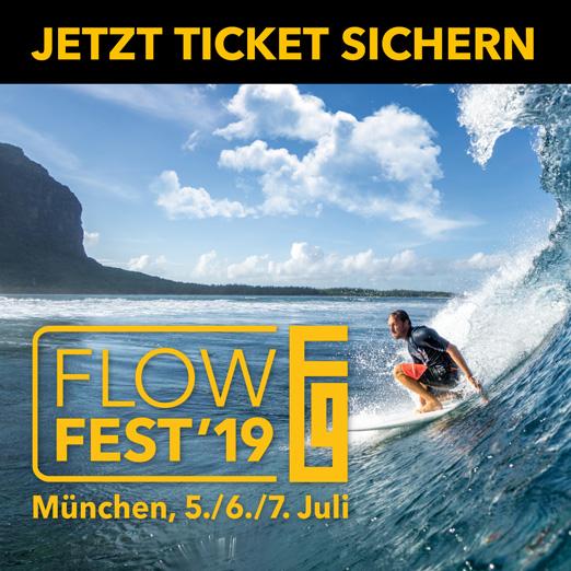 Flowfest 2019 in München