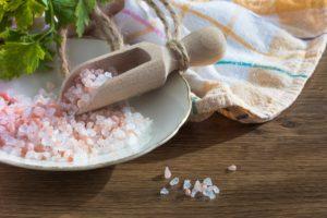 Buntes Salz