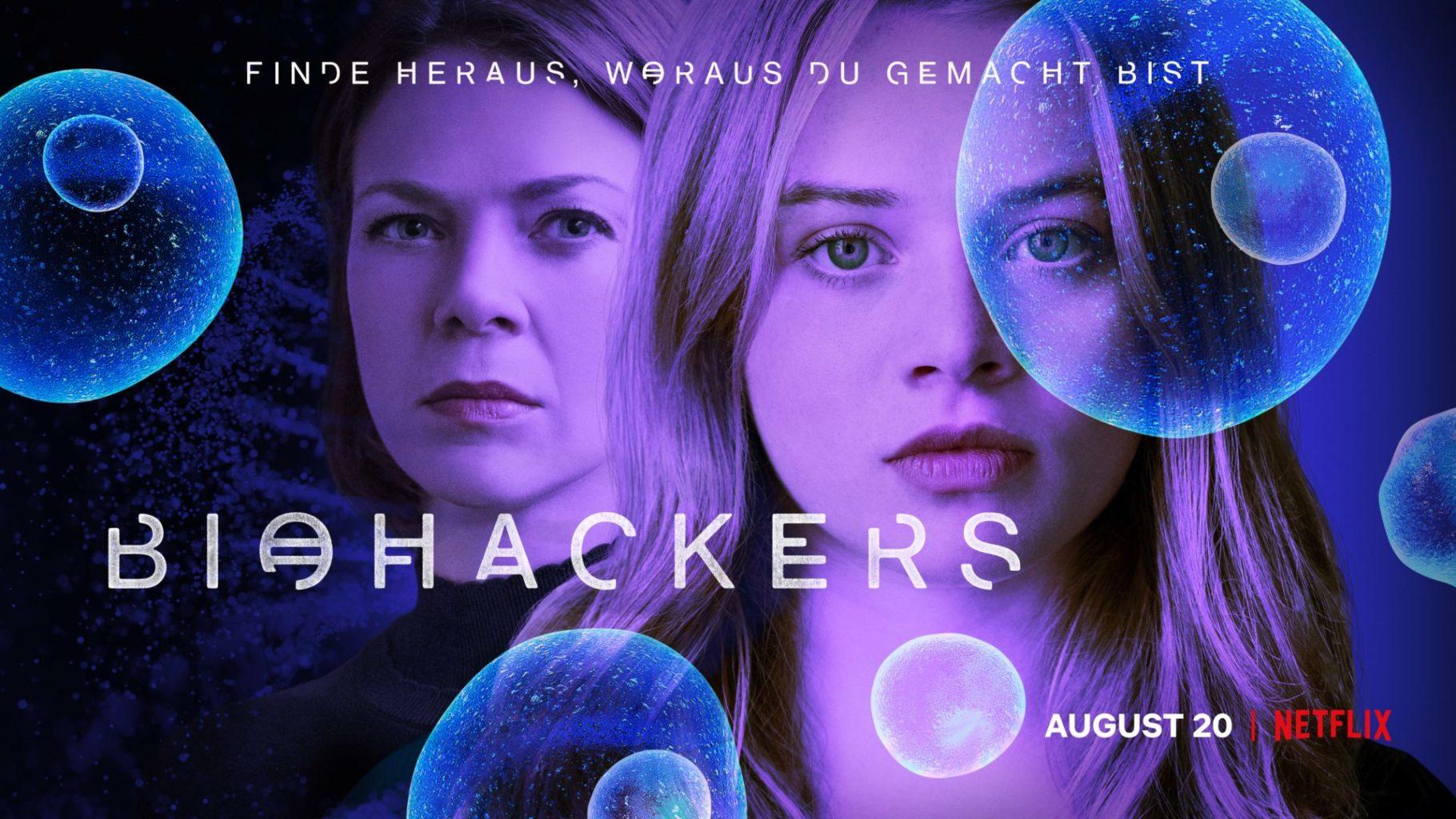Netflix-Serie Biohackers