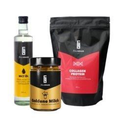 Flowgrade Golden Boost Paket